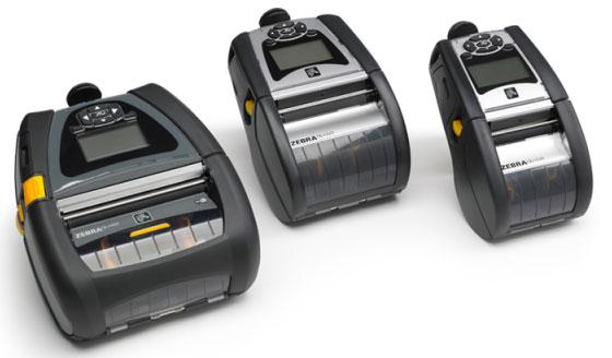 Zebra Mobile Printers QLn Series | ABA Moriah, Zebra